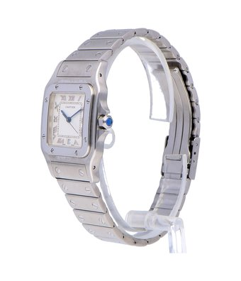 Cartier Horloge Santos Galbé 1564OCC