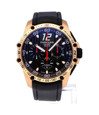 Chopard Horloge Classic Racing Superfast Chrono 161284-5001