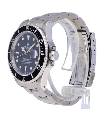 Rolex Submariner Date 168000OCC