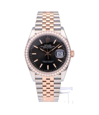 Rolex Horloge Oyster Perpetual Classic Datejust 36 126281RBROCC