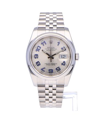 Rolex Oyster Perpetual Classic Datejust 36 116200OCC