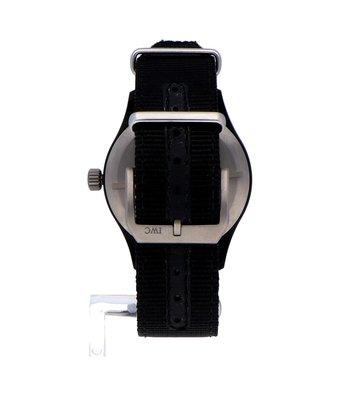 IWC Horloge Pilot's Watch 41mm Top Gun IW326901OCC