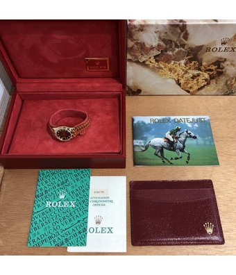 Rolex Horloge Lady-Datejust 26mm 69278OCC