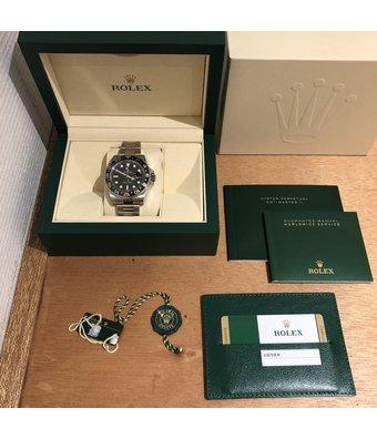 Rolex Horloge Oyster Perpetual Professional GMT-Master II 40 116710LNOCC