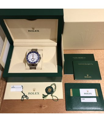 Rolex Horloge Oyster Perpetual Professional Yacht-Master II 116680OCC