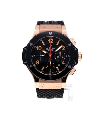 Hublot Horloge Big Bang 44mm Chronograph Gold Ceramic 301.PB.131.RXOCC