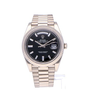 Rolex Horloge Oyster Perpetual Classic Day-Date 40 228239OCC
