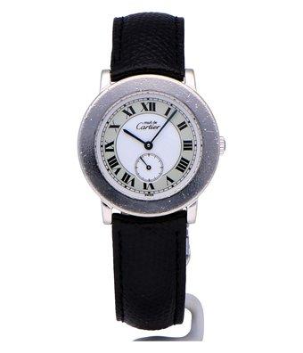 Cartier Horloge Ronde Must de Cartier 1815OCC