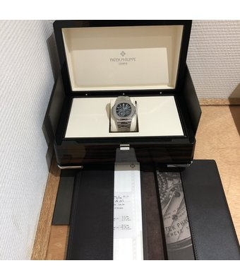 Patek Philippe Horloge Nautilus 5712/1A-001OCC