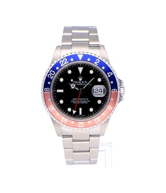 Rolex Oyster Perpetual Professional GMT-Master II 16710OCC