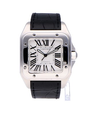 Cartier Horloge Santos 100 2656OCC
