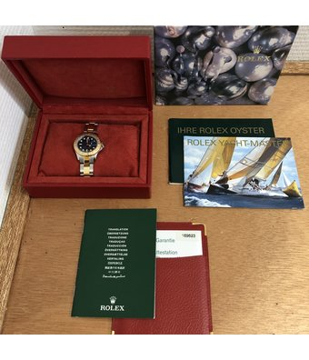 Rolex Yacht-Master 28 169623OCC