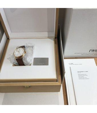 IWC Horloge Portugieser FA Jones IW544201OCC