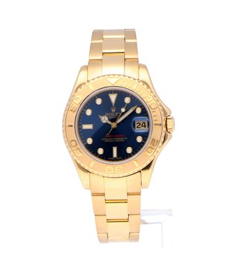 Rolex Horloge Oyster Perpetual Professional Yacht-Master 35 68628OCC