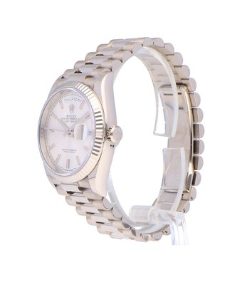 Rolex Horloge Oyster Perpetual Classic Day-Date 36 128239OCC
