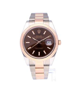 Rolex Horloge Oyster Perpetual Classic Datejust II 41 126331OCC