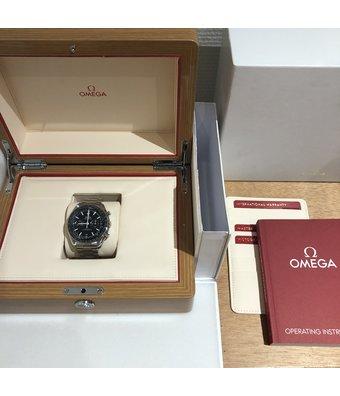 Omega Horloge Speedmaster 44mm Racing Chronograph 329.30.44.51.01.001OCC
