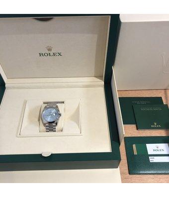 Rolex Horloge Oyster Perpetual Classic Day-Date 40 228206OCC