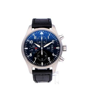 IWC Horloge Pilot's Watch Chronograph IW377701OCC