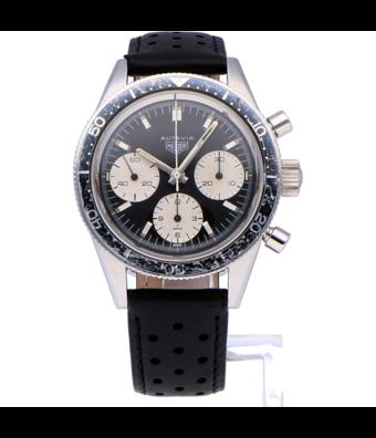 Horloge Autavia Chronograph 'Jochen Rindt' 2446OCC