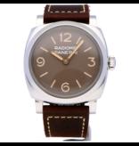Panerai Horloge Radiomir 1940 47mm 3 Days Acciaio PAM00662