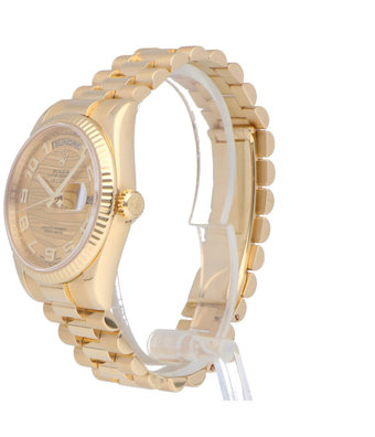 Rolex Oyster Perpetual Classic Day-Date 36 118238OCC
