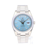Rolex Horloge Oyster Perpetual Classic Day-Date 40 228206OCC