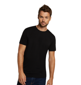 Bamboo Basics RUBEN 2-pack T-shirt O-neck black