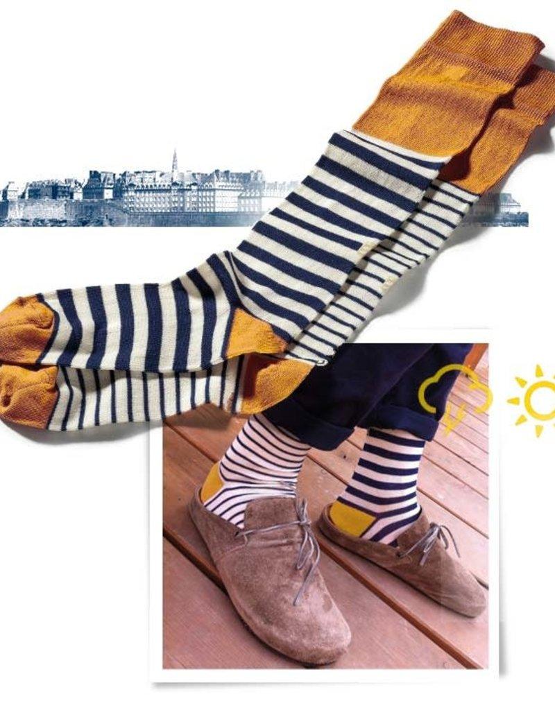 OYBO sock St. Malo Soleil