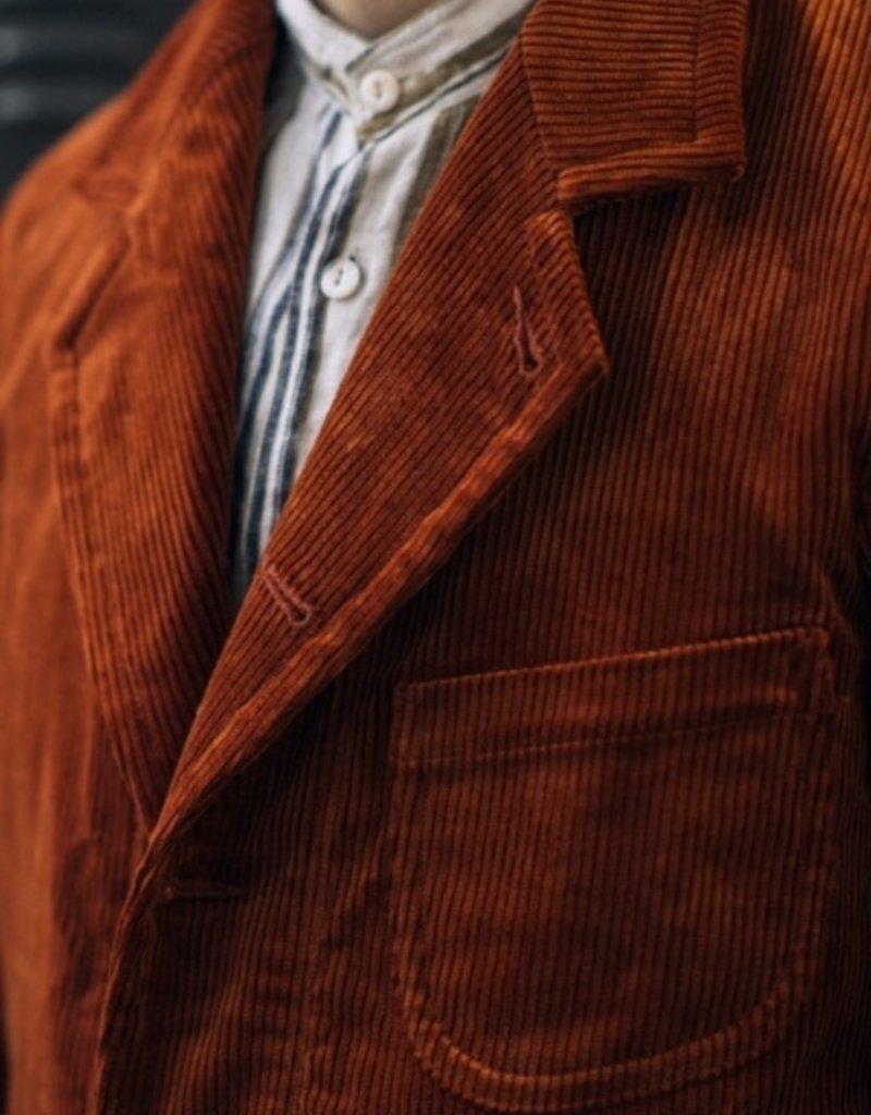 Motiv Sack Jacket corduroy cinnamon