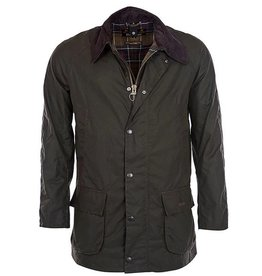 Barbour Bristol wax olive