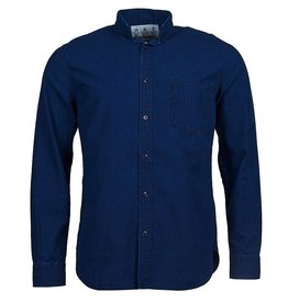 Barbour shirt indigo