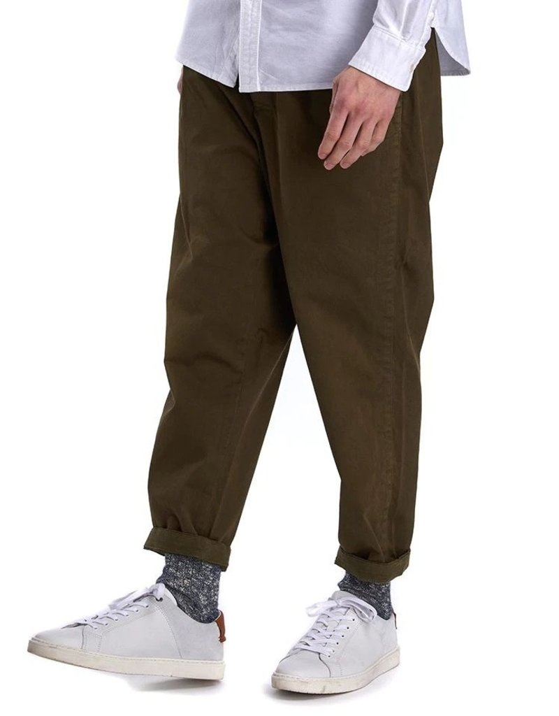 Barbour rugby pant khaki