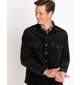 LEE Jeans Overshirt corduroy black