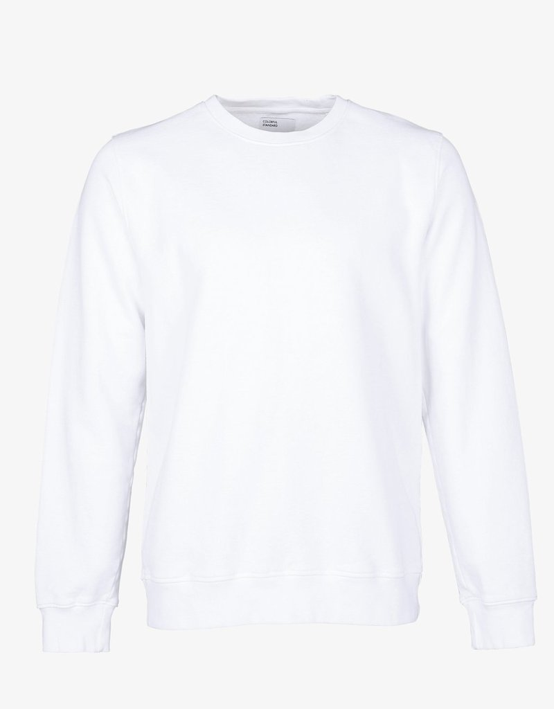 Colorful Standard Sweater optical white