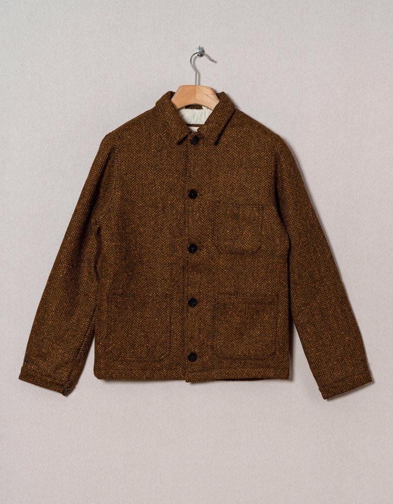 La Paz Tweed worker jacket