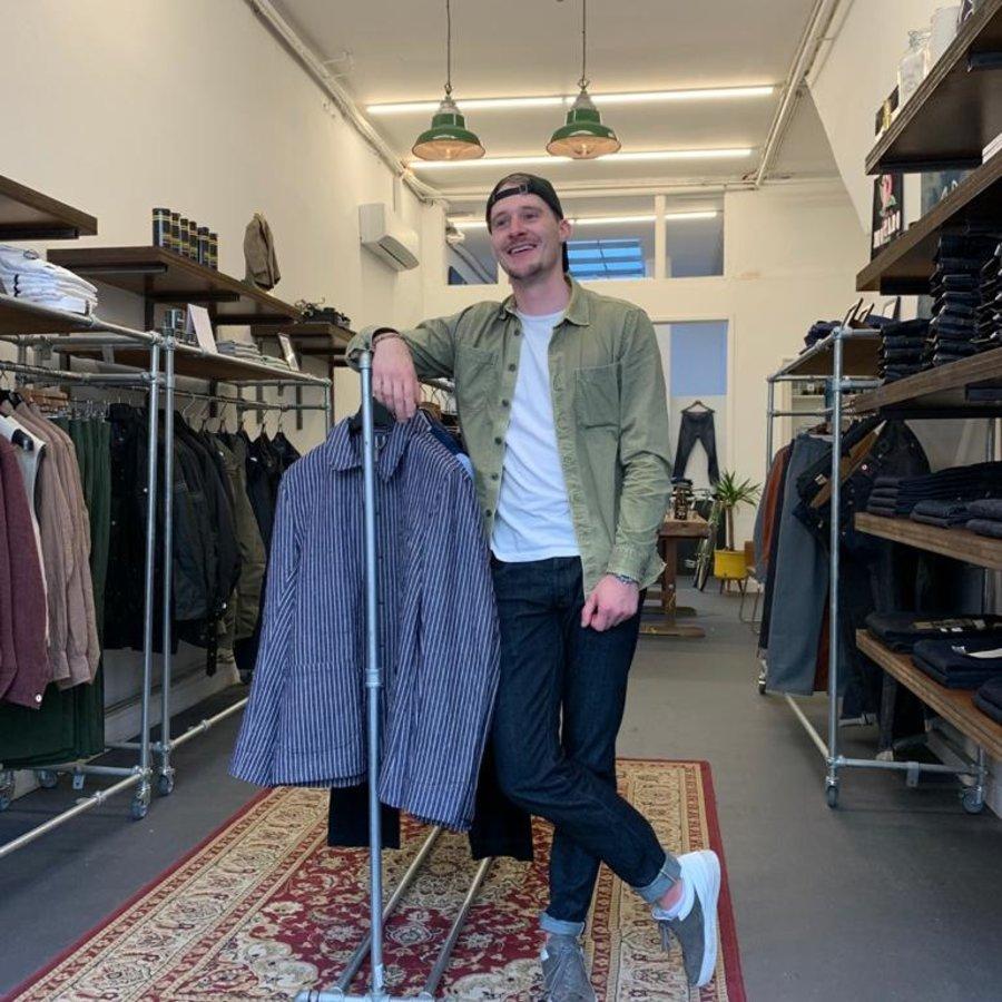 Cool customer Tobias
