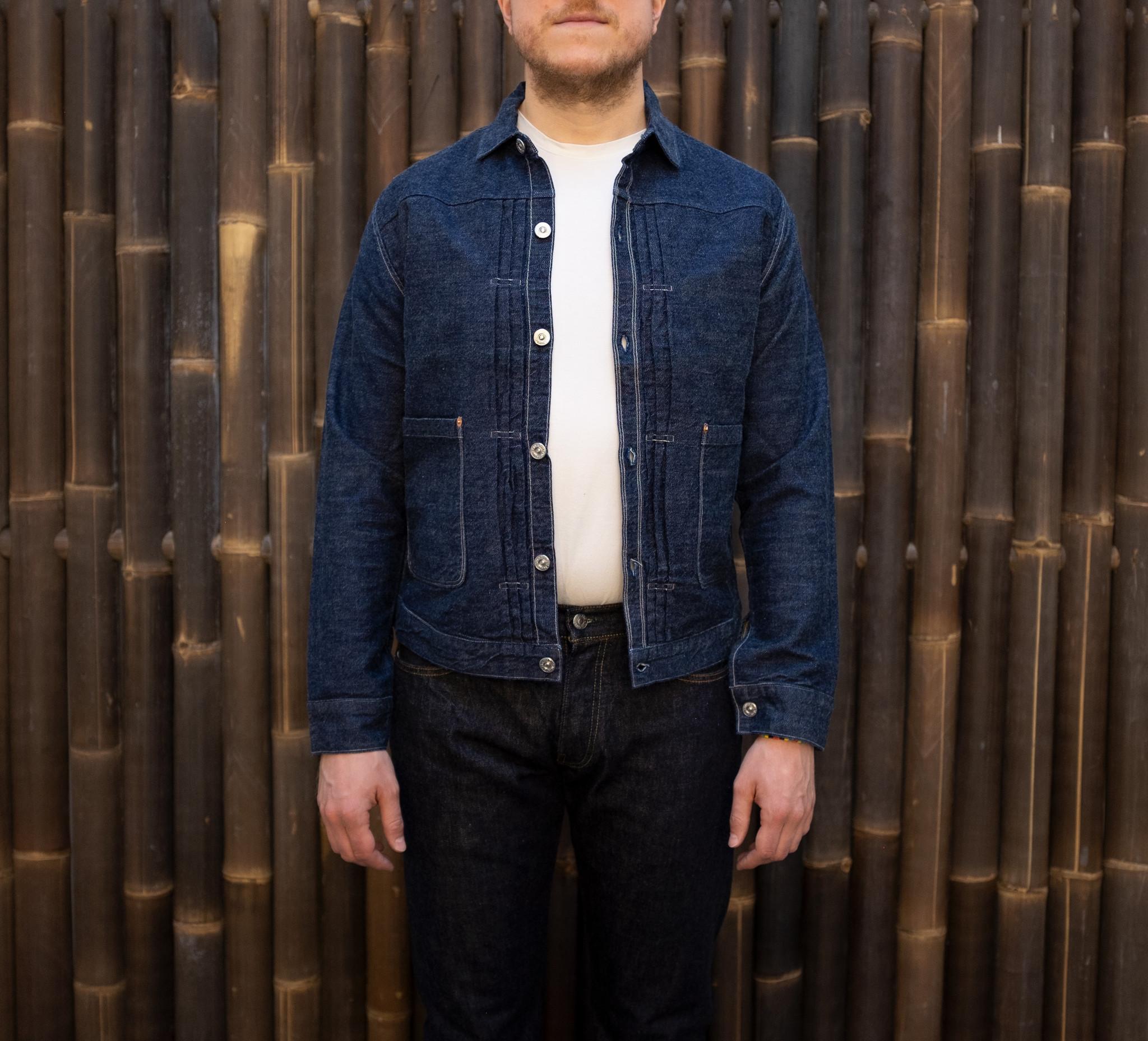 TCB Jeans denim overshirt