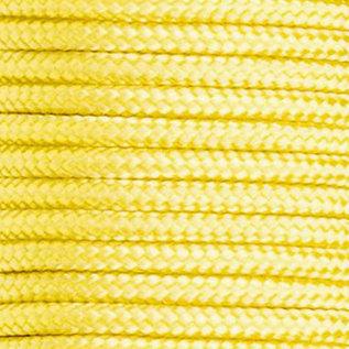 123Paracord Paracord 275 2MM Banana Gelb