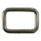 123Paracord Quadratische Ring 25X15mm extra robust geschweißt