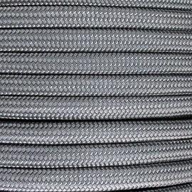 123Paracord 6MM PPM Seil Grau