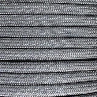 123Paracord 6MM PPM Seil Steel Grau
