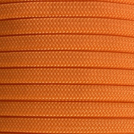 123Paracord 6MM PPM Touw Fox Orange