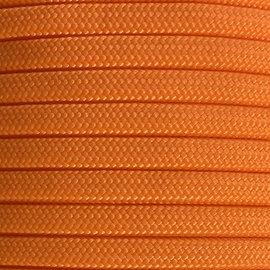 123Paracord 6MM PPM Touw Solar Orange