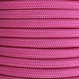 123Paracord 6MM PPM Seil Pink
