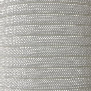 123Paracord 6MM PPM Seil weiß