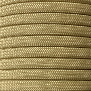 123Paracord 6MM PPM Touw Mocca