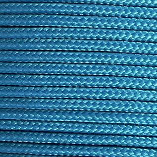 123Paracord Paracord 275 2MM Cerulean Blau