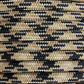 123Paracord 6MM PPM Seil Desert