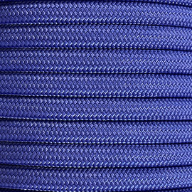 123Paracord 6MM PPM Seil Indigo